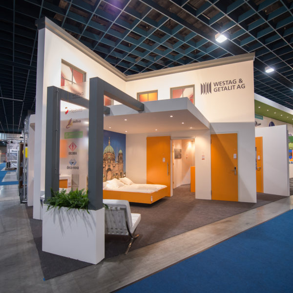 Westag at Bouwbeurs 2015