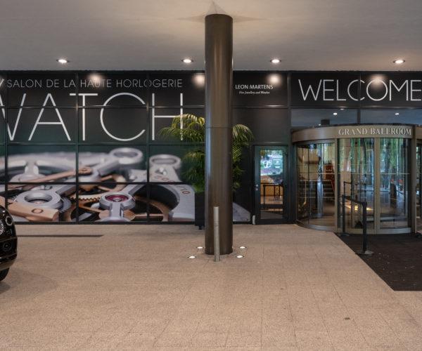 Schaap en Citroen Watch 2019 Hotel Okura Amsterdam Grand Ballroom